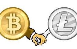 Биткоин в сравнении с другой валютой.
